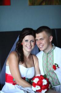 Щасливі наречені