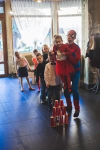 Аніматор Spiderman