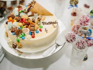 Святковий тортик