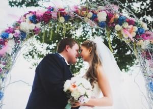 Офіційна виїзна церемонія одруження
