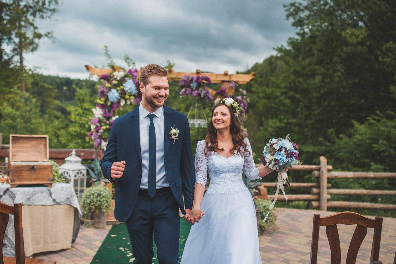 весілля в карпатах